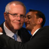 Liberals wake from bad Wentworth dream with hope for Dave Sharma
