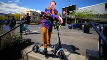 City of Port Phillip Mayor Dick Gross wants to see an e-scooter trial.