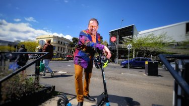 City of Port Phillip councillor Dick Gross says his municipality has been struggling.