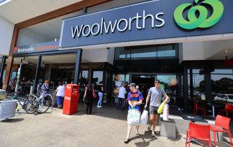 Supermarket sales at SCA's centres rose 3.2 per cent.