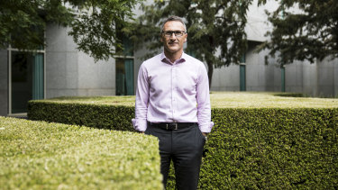 Greens leader Richard Di Natale is vowing to clean up politics.