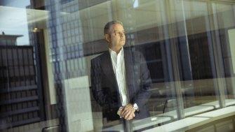 Goodman Group CEO Greg Goodman.