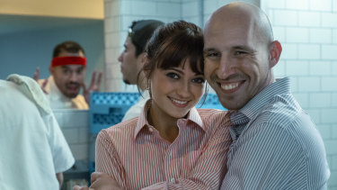 Tess (Ella Purnell) continues to navigate Manhattan's high-end restaurant scene in Sweetbitter season two.