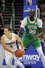 Fans hope Fall makes the Celtics' regular roster.