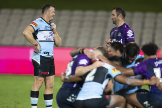 The Cronulla Sharks registered a loss of more than $5 million in 2019.