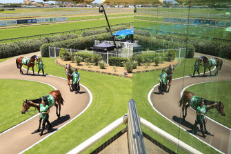 Racing returns to Newcastle today with a seven-race card.
