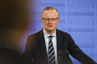 RBA governor Philip Lowe made it clear where he stands on the JobSeeker support payment.