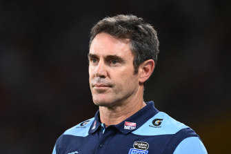 Brad Fittler has no plans to leave the Blues top post and said ''they'll have to kick me out''.