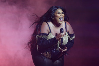 Self-care and self-reward are key parts of Lizzo's life-affirming message.
