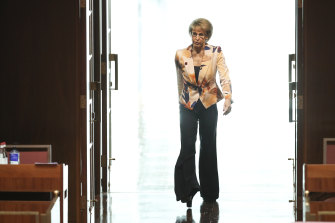 """Michaelia Cash has been accused her of running a """"fake redundancy"""" process to force an adviser out of her office."""