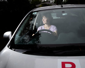 Katie Hopkins got her licence in September.