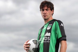Iker Guarrotxena has quite a family history in soccer, including a brush with Diego Maradona.