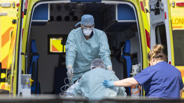 Global coronavirus death toll nears 100,000; UK records its deadliest day of the pandemic