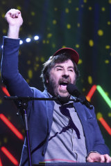 Forum regular: David O'Doherty.