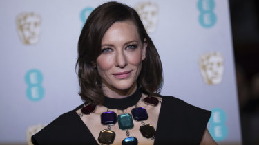 Cate Blanchett has co-created and will play a role in the new Australian drama series Stateless.