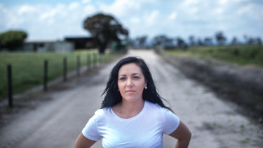 Emma Germano from the Victorian Farmers Federation says the use of undocumented labour is widespread