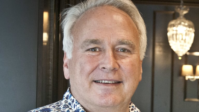 TJ Peabody, owner of NKB Group, which manages the restaurants the catering business.