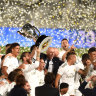 'Lost for words': Zidane's delight as Real Madrid claim 34th La Liga title
