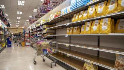 No biscuits but plenty of broccoli: Food packaging a main coronavirus risk