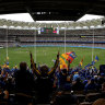 Yes, Brisbane, you can have a little hold of our grand final
