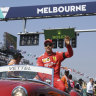 Minister admits he has not seen Melbourne F1 contract extension