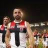 Saints captain Jarryn Geary had a trigger clause last year.