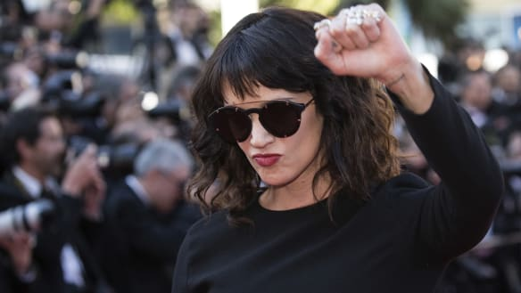 Asia Argento, who accused Weinstein, made deal with her own accuser