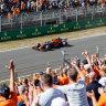 Verstappen thrills home crowd with Netherlands Grand Prix pole