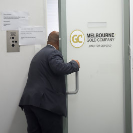 Inside job: Jail in 'bounty of breath-taking proportions' $3.2m gold heist