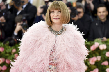 "Anna Wintour said in a statement: ""Undoubtedly, I have made mistakes along the way, and if any mistakes were made at Vogue under my watch, they are mine to own and remedy and I am committed to doing the work."""