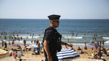 In Biarritz, security is tight even by international summit standards.