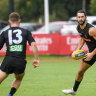Moving forward? Buckley backs 'proud' Grundy to rebound but wants change
