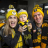 'It's been so long': Home game for all as AFL fans gear up for couch clash