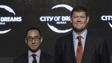 Lawrence Ho and James Packer have torn up their deal to transfer another $880 million of Crown shares.