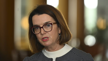 Social Services Minister Anne Ruston says the government remains committed to its plans to trial drug-testing of welfare recipients.