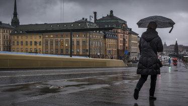 Sweden is battling a serious second coronavirus outbreak.