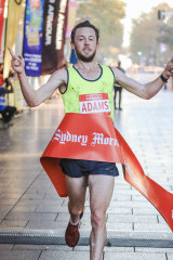 Liam Adams from Moonee Ponds, Victoria, won the event.