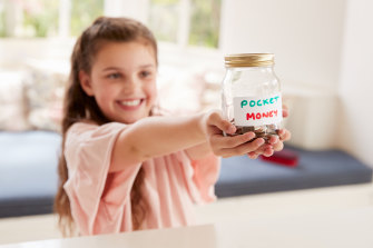 My philosophy with regards to my children's money sense has always aimed to be one where they don't get what they ask for, as soon as they want it.