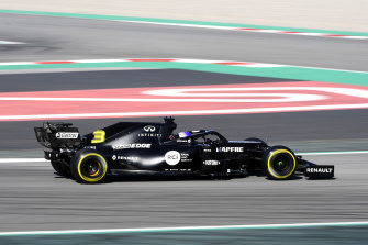 Early signs at F1 pre-season testing have been positive for Renault.