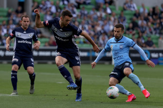 The A-League hopes to resume in mid-July.