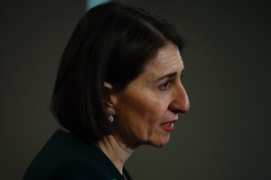 Gladys Berejiklian said tougher restrictions on pubs and clubs will come into effect from 12.01am on Friday.