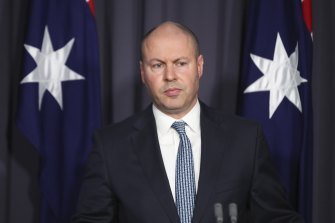 Treasurer Josh Frydenberg says he is open to the idea of a review of the Reserve Bank, in line with a recommendation from the OECD.