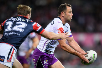 Cameron Smith's decision on whether to play on will weigh heavily on the Storm.