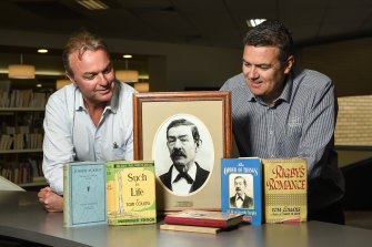 Sam and Adam Furphy are hoping to breathe new life into the Australian story telling made famous by their great granduncle, Joseph Furphy.