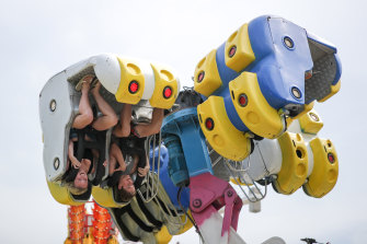 Experience some thrilling rides this Australia Day.