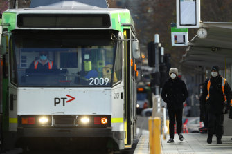 Yarra Trams' cleaning contractors have been criticised for allegedly underpaying staff.