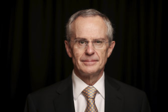 ACCC chair Rod Sims says the merger between ME Bank and BoQ could challenge the big four.