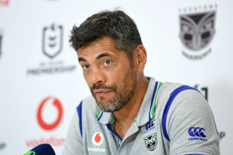 Warriors coach Stephen Kearney shares the disappointment of his club boss regarding the lack of communication from the NRL.