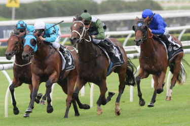 Racing: Chris Waller aims for five groups 1 wins on Golden Slipper Day