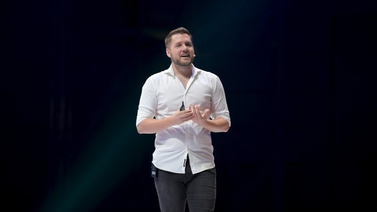 Mark Manson said his life has remained mainly the same since publishing his book.